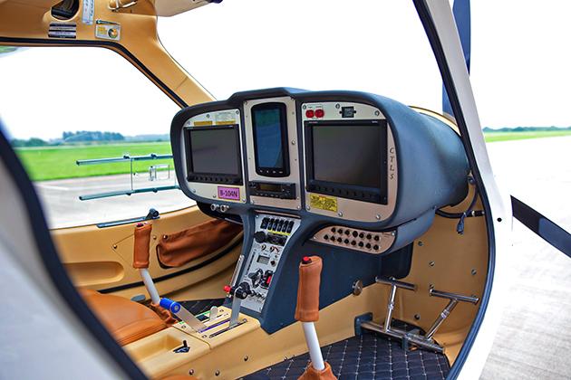 CTLS轻型运动飞机 4
