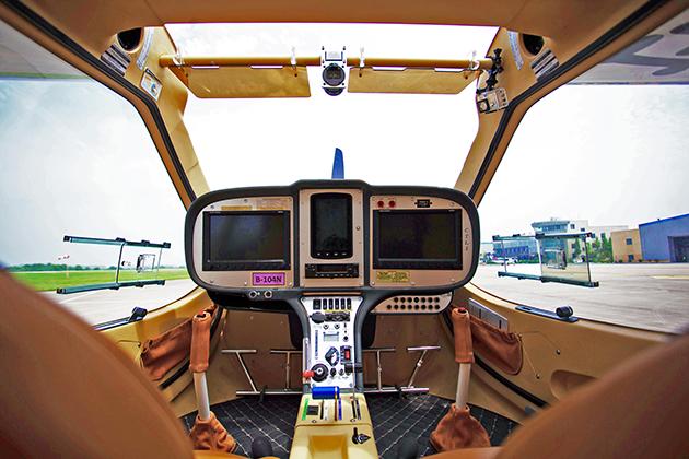 CTLS轻型运动飞机 5